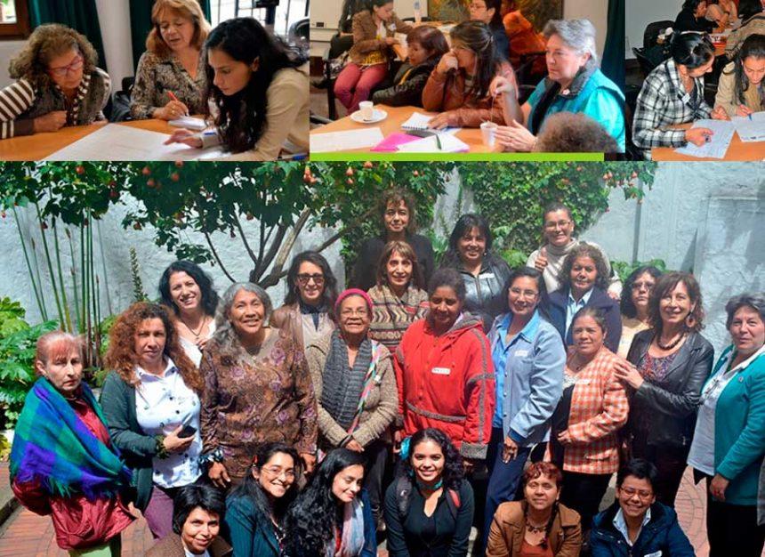 Agenda de mujeres para la ciudad de Bogotá