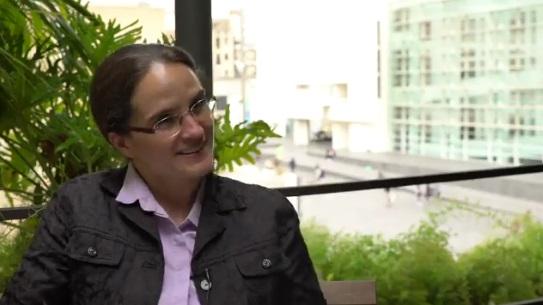 Entrevistamos a Lorena Zárate