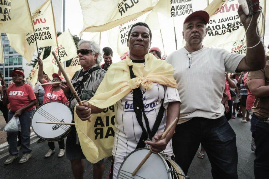 Brasil – Campaña de la Marcha Nacional por la Reforma Urbana y el Derecho a la Ciudad en Brasilia