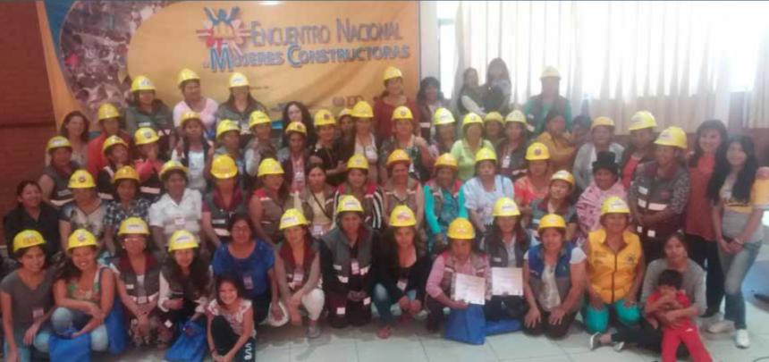 Bolivia – RED HÁBITAT: Proyecto AMUCBOL