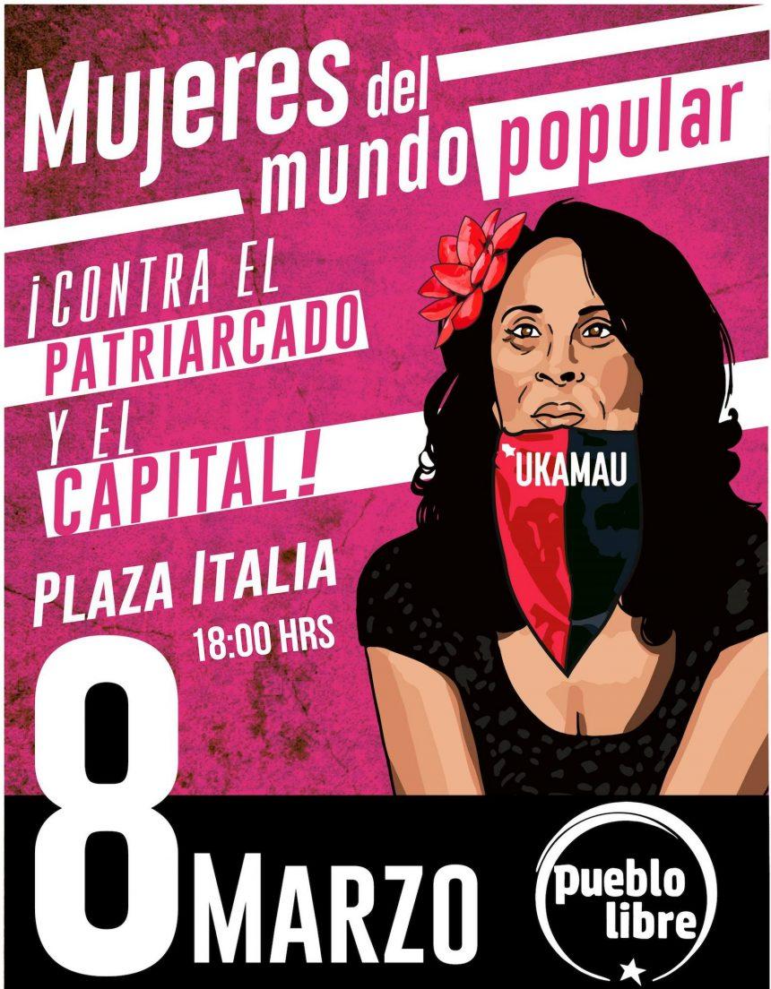 Chile – Ukamau: Nuestra Lucha Es Por Un Futuro De Dignidad