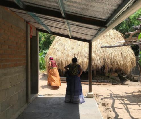Fundación Loyola – ITESO: Proyecto integral para la  Reconstrucción Social del Hábitat del pueblo Ikoots de San Mateo del Mar