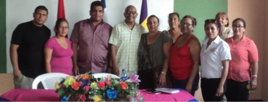 Nicaragua – CENCOVICODRL (perteneciente a la COCEAVIS) se reune con tomadores de decisión en territorio Jinotepino con la Cooperativa de Vivienda Milagro de Dios r.l