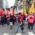 Brasil – Manifestantes no centro de São Paulo protestam por melhoras nas moradias