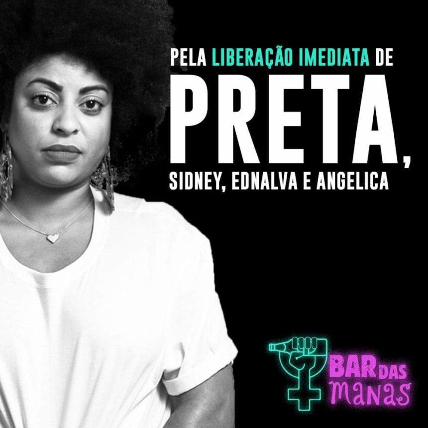 Brasil – Lideranças de diferentes movimentos de moradia são detidas em São Paulo