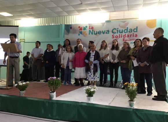 México – Encuentro La Nueva Ciudad Solidaria en Cooperativa Palo Alto