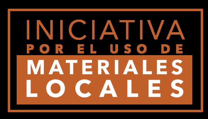 Pronunciamiento: En la lucha en contra del cambio climático también los materiales locales naturales tienen algo que decir
