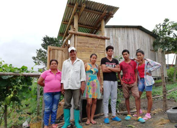 Ecuador – Somos Ecuador: Soluciones integrales de Saneamiento en San José de Chamanga