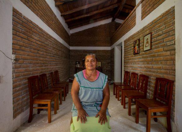 México – CC: Premian labor de reconstrucción en Ixtepec