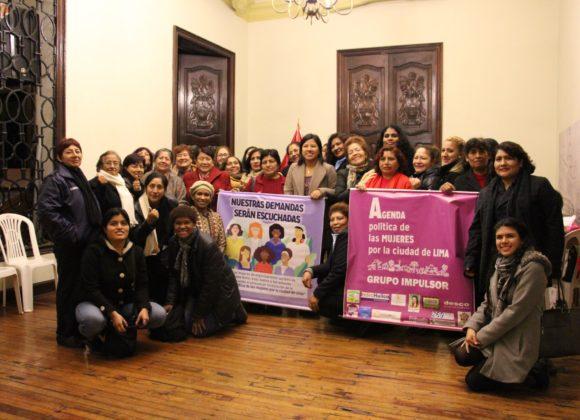 Perú – DESCO: #Ciudad Mujer; igualdad de género y empoderamiento de las mujeres en Lima Metropolitana