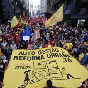 Brasil – UNMP/CGGDH: Mujeres construyendo el Derecho a la Ciudad en la perspectiva de la mirada feminista