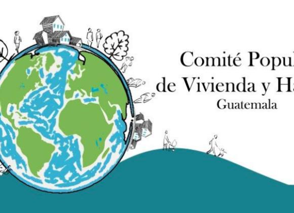 Guatemala: Comité Popular de Vivienda y Hábitat – Construcción sin  corrupción