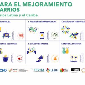 Decálogo para el Mejoramiento Integral de Barrios