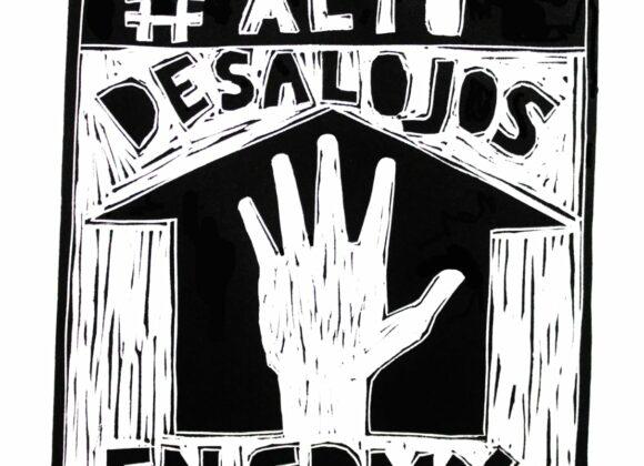 México: Denuncian contagios y un fallecimiento por desalojos recientes en la CDMX