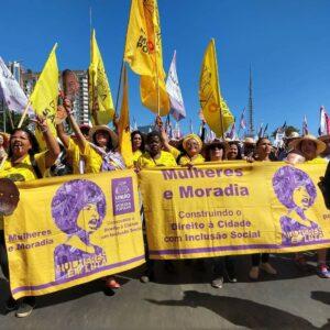 Brasil: UNMP – MaANIFESTO DO 08 DE MARÇO DE SÃO PAULO